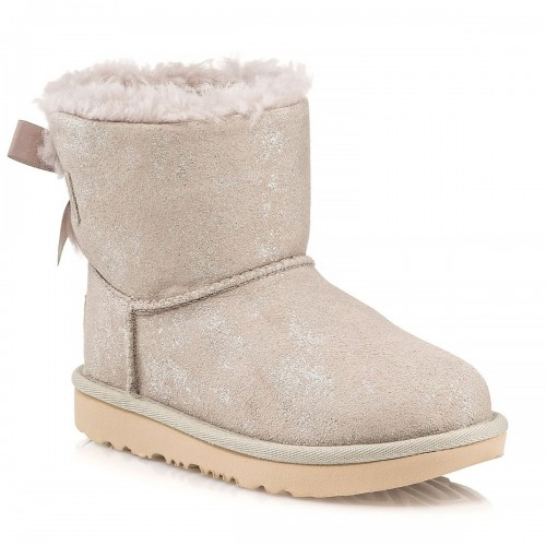 UGG Mini Bailey Bow II 1116173K Grey