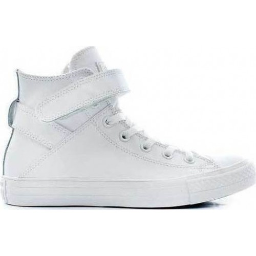 Converse CTAS Brea Leather Hi White 549582c White