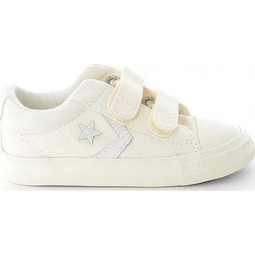 Converse Star Player EV OX 760031C Εκρού