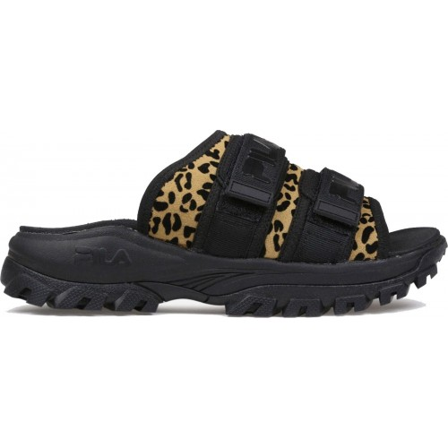 Fila Outdoor Slide Animal Leo Print 5SM00537-977