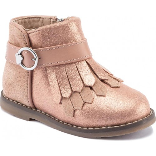 Mayoral Booties 10-42130-085 Rosa