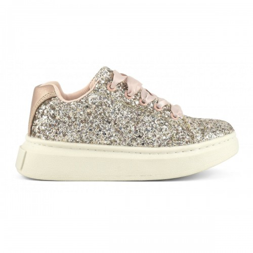 Colors Of California Sneaker with glitter upper HC.SUNH005K