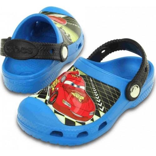 Crocs Lightning McQueen Clog 14831-456 Blue Ocean
