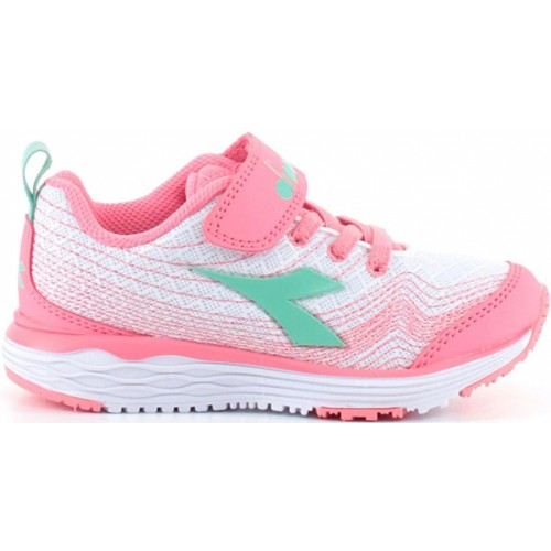 Diadora T3 Flamingo Junior 172828-01 C3113 Pink