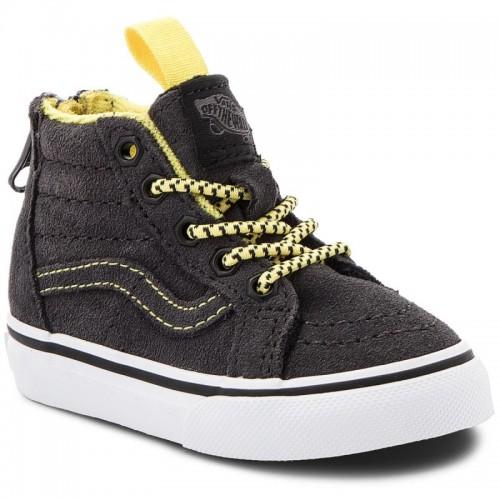 Vans Old Skool Sk8-Hi Zip VN0A32R3U4H1 Yellow/Grey