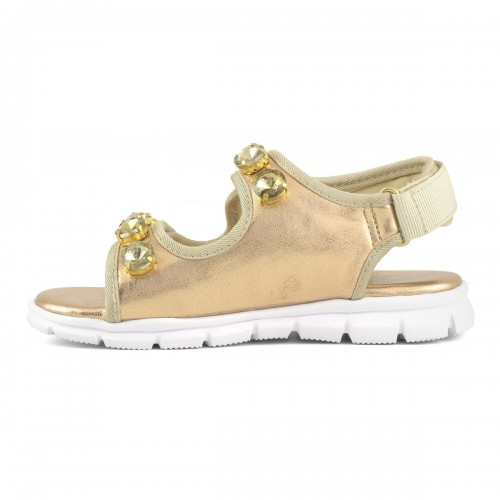 Colors Of California Sandals HC.KAFF03 Gold