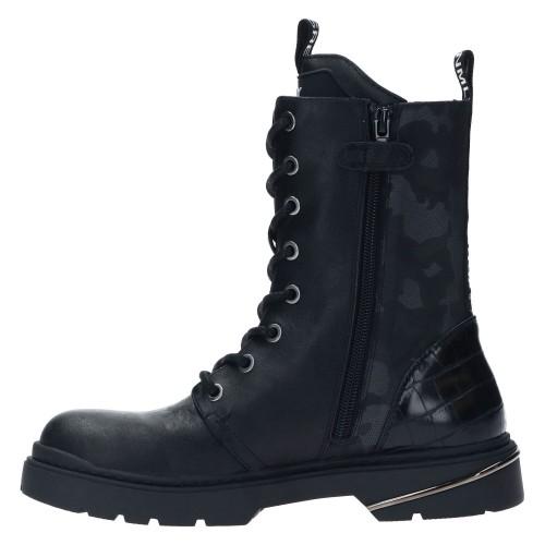 Γυναικεία παπούτσια Replay Unnion JL170010S-1837 Biker Black