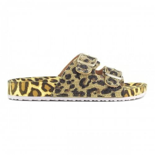 Colors Of California Sandals HC.BIOHOTFIX01 Leopard