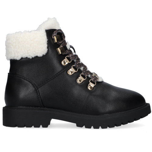 Michael Kors Boots Madeline Kyra - MK100133C - Black