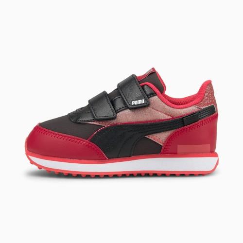 Puma Future Rider Ballerina V Little Kids' Sneakers 381952-02