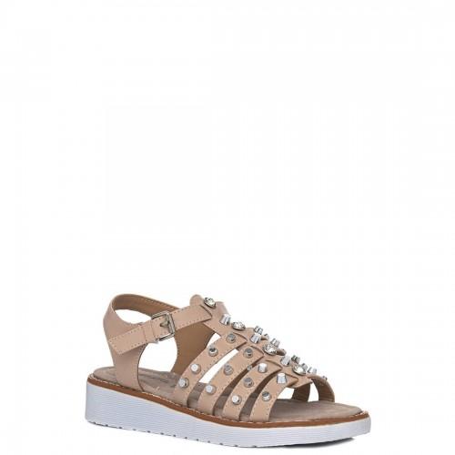 Migato kd9192-c10 Beige Sandals