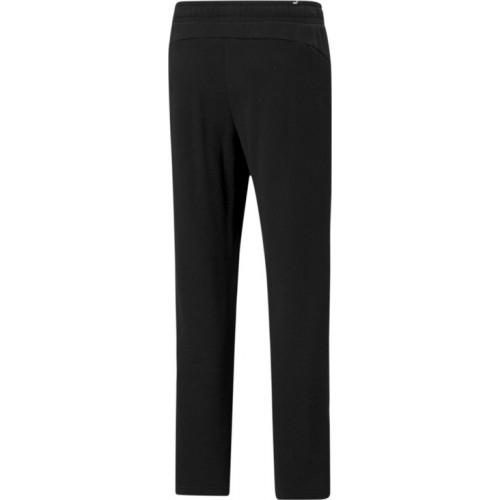 Puma Essential Παντελόνι Φόρμας Μαύρο 586720-01