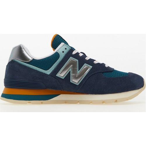 New Balance 574 Ανδρικό Sneaker Navy Μπλε ML574DHL