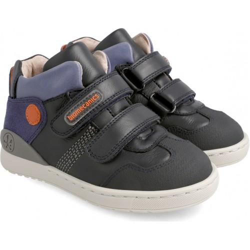 Παιδικά Παπούτσια Biomecanics Μποτάκια 211211 Μπλε