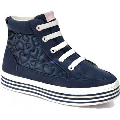 Mayoral Παιδικό Sneaker High για Αγόρι Navy Μπλε 11-48245-063