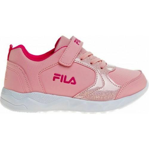 Fila Παιδικό Sneaker Comfort Breeze 2 για Αγόρι Ροζ 3JS13007-990