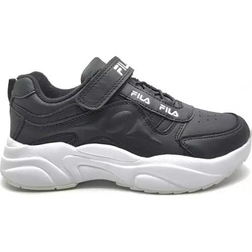 Fila Εφηβικό Παπούτσι Running Memory Motion Υποδημα 3WT13008-001 Black