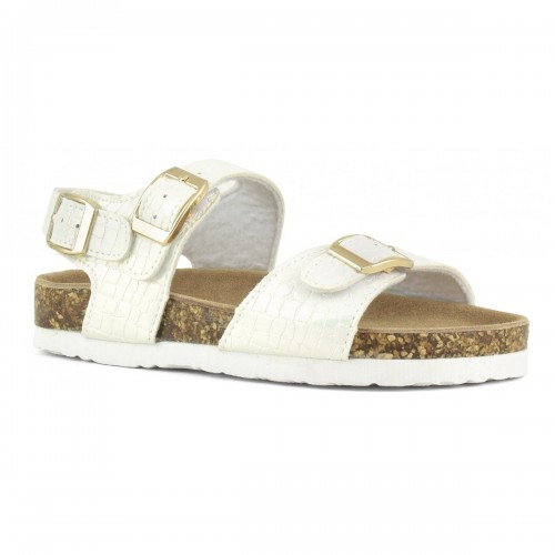 Colors Of California Sandals HC.3120 White