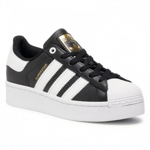 Adidas Superstar Bold Γυναικείο Sneaker Μαύρο FV3335