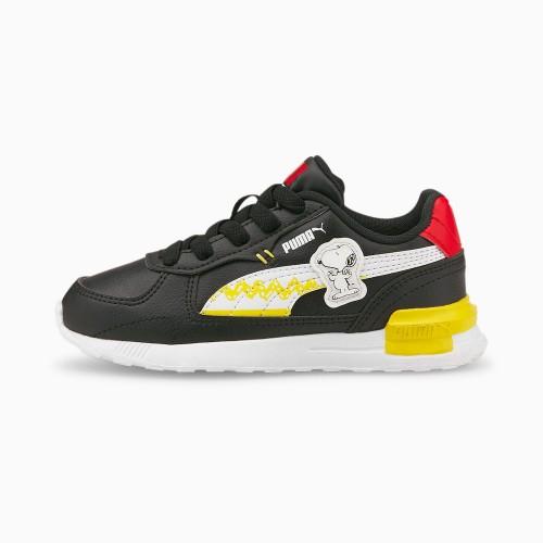 Puma PUMA x PEANUTS Graviton Little Kids' Sneakers 380940-01