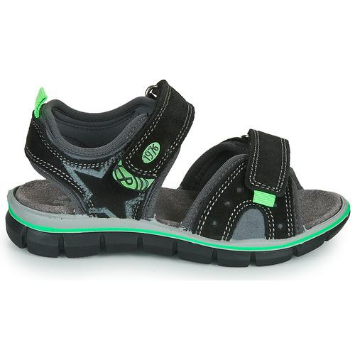 Σανδάλια Primigi 7398100 Black Green