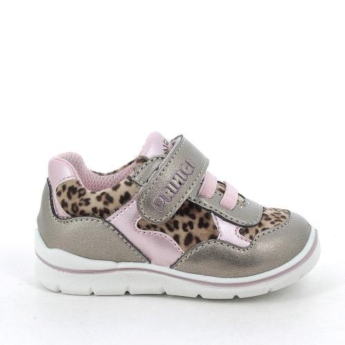 Primigi Παιδικό Sneaker 8352355 Print Beige