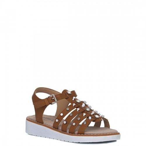 Migato kd9192-c10 Tobacco Sandals