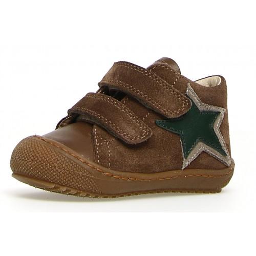 Naturino Cocoon Παιδικό Παπούτσι για Αγόρι Brown 2014045020D05