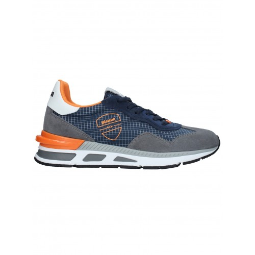 Sneakers BLAUER Hiloxl02 S1HILOXL02RIP Navy