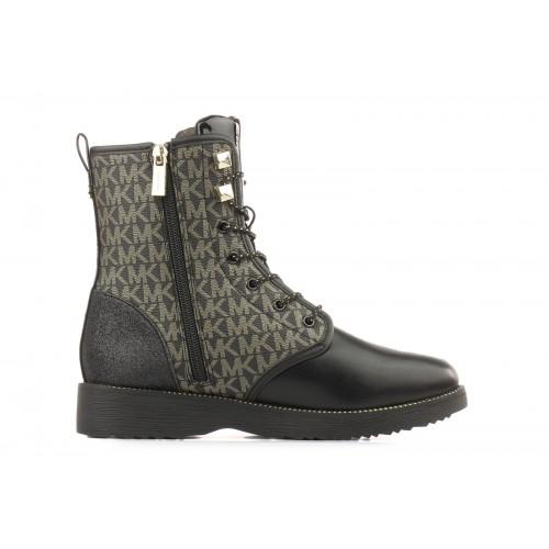 Michael Kors Kids Boots MK100136C - Black