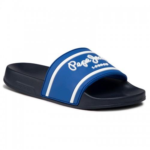 Pepe Jeans Παντόφλες Slider Logo Boys PBS70037-539