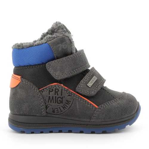 Primigi FIRST STEP ANKLE BOOT WITH GORE-TEX 6356733 dark grey