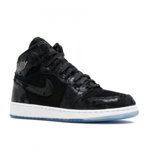 Nike Jordan Air 1 Retro High 832596-001 Black
