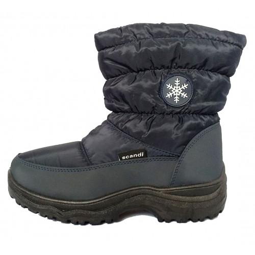 IQ Shoes Boots 163-0000-D1 Blue