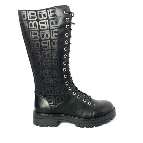 Laura Bagiotti Boots 6785 Black