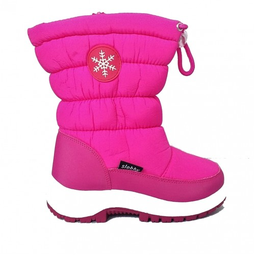 IQ Shoes Boots 162-2034-X1 Pink